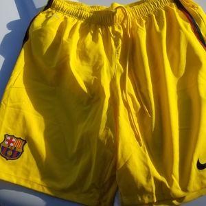 2009 Barcelona FCB shorts